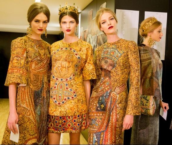 Barroco - Dolce & Gabbana