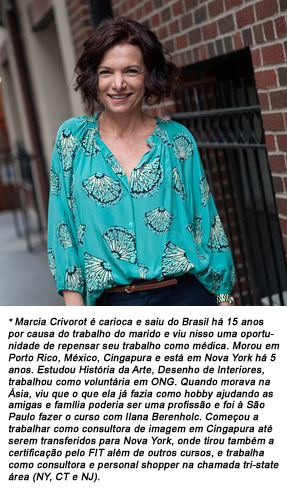 Marcia Crivorot Bio